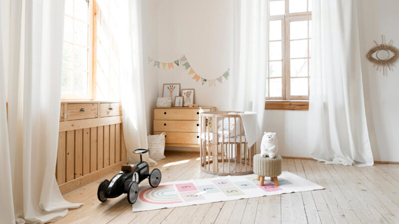 4 tips til køb af børnemøbler til børneværelset